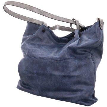 Maestro Taschen DamenShopper blau