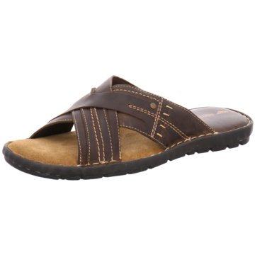 Redtape Global Shoes Pantolette braun