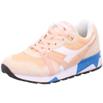 Diadora Sneaker Low rosa