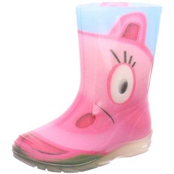 Beck GummistiefelHippo pink