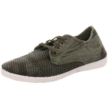 Natural World Eco Sneaker Low oliv