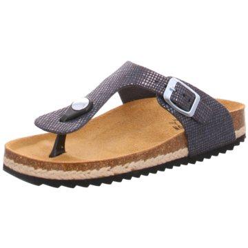 eurogloria Offene Schuhe grau