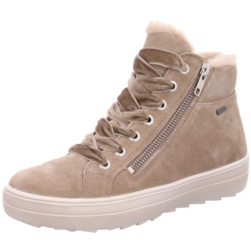 Legero Sneaker High beige