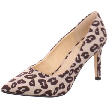 La Strada Klassischer Pumps animal