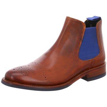 Gordon & Bros Chelsea Boot braun