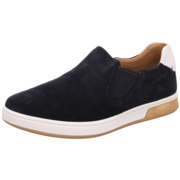 Legero Slipper blau