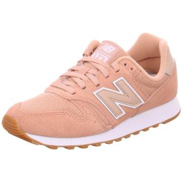 New Balance Sneaker LowWL373 B lachs