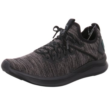 Puma Sneaker LowIgnite Flash evoKNIT schwarz