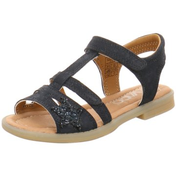 Vado Sandale blau