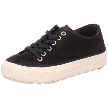 Vado Plateau Sneaker blau
