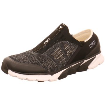 CMP Komfort SlipperKNIT JABBAH HIKING SHOE - 39Q9527 schwarz