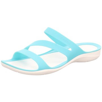 CROCS BadelatscheSwiftwater Sandal türkis