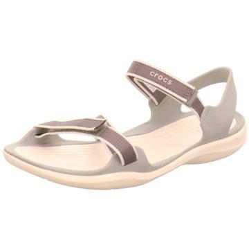 CROCS Komfort Sandale beige
