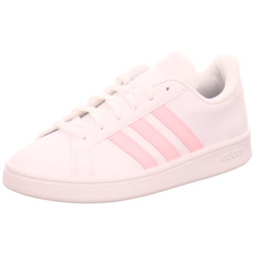 adidas Sneaker LowGRAND COURT BASE - EE7480 weiß