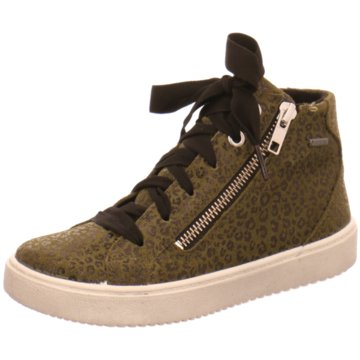 Superfit Sneaker High oliv