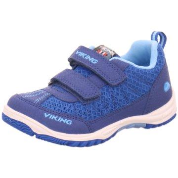 Viking Sneaker Low blau