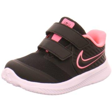 Nike Sneaker LowSTAR RUNNER 2 - AT1803-002 schwarz