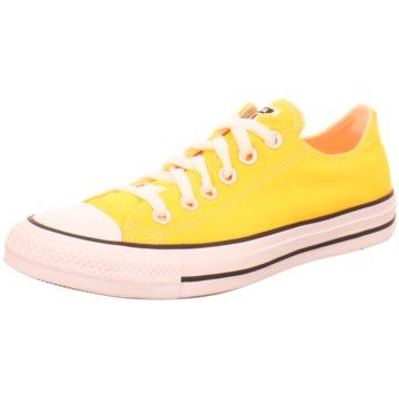 Converse Sneaker LowCTAS OX gelb