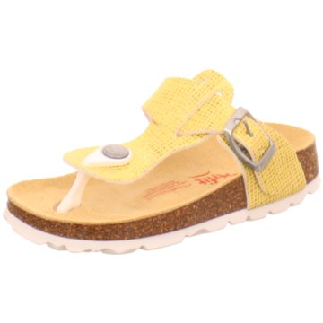 Legero Offene SchuheM4 gelb
