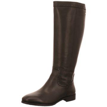 Pikolinos Klassischer Stiefel schwarz