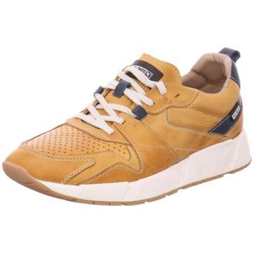 Pikolinos Sneaker Low gelb