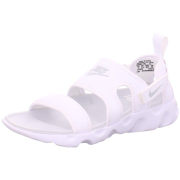 Nike Komfort SandaleNike Owaysis - CK9283-100 weiß