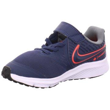 Nike Sneaker LowSTAR RUNNER 2 - AT1801-405 blau
