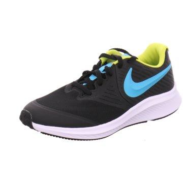 Nike Sneaker LowSTAR RUNNER 2 - AQ3542-012 schwarz