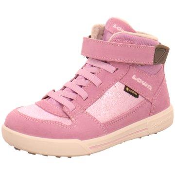 LOWA Sneaker HighLARA II GTX - 640613 rosa