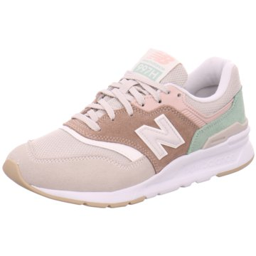 New Balance Sneaker LowCW997HVD - CW997HVD B braun