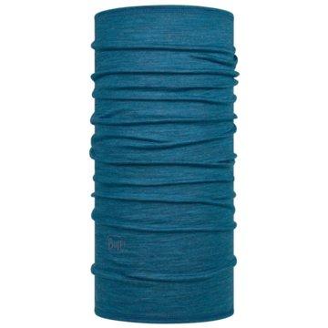 Buff SchalsLIGHTWEIGHT MERINO WOOL                 - 113010 blau