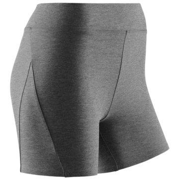 CEP Hotpants TRAINING PANTIES - W0H0L grau