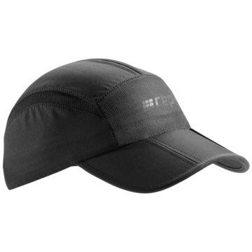 CEP Mützen RUNNING CAP - W0MCC schwarz