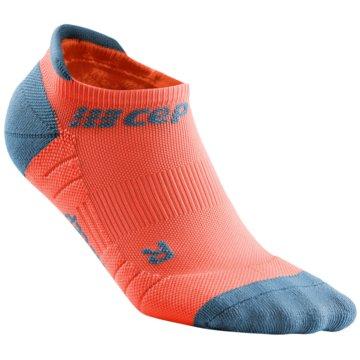 CEP Hohe Socken NO SHOW SOCKS 3.0 - WP46X rosa