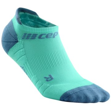 CEP Hohe Socken NO SHOW SOCKS 3.0 - WP56X grün