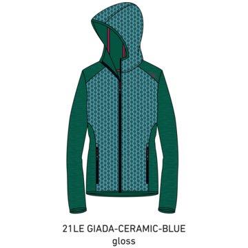 CMP HoodiesKID G FIX HOOD JACKET - 30E9865 blau