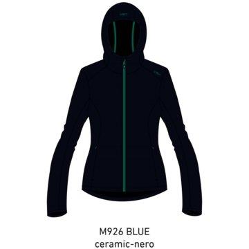 CMP HoodiesWOMAN FIX HOOD JACKET - 30M5646 blau