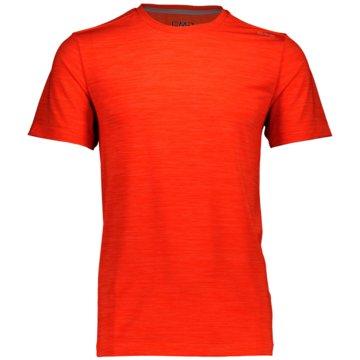 CMP T-ShirtsMAN T-SHIRT - 30T7207 orange