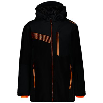 CMP SkijackenBOY LONG JACKET FIX HOOD - 30W0154 -