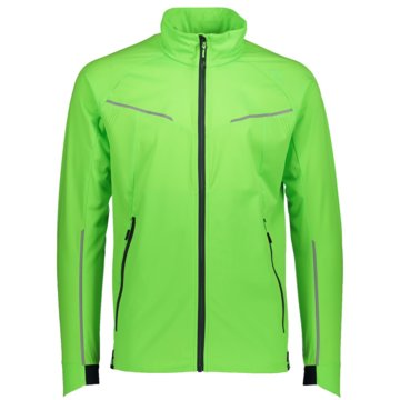 CMP Funktions- & OutdoorjackenMAN JACKET FIX HOOD grün