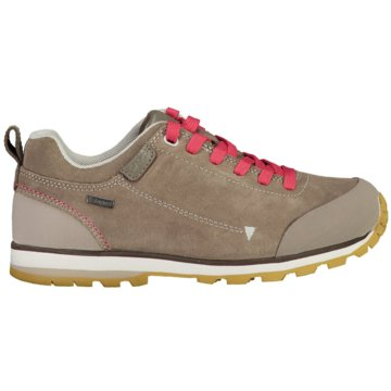 CMP Outdoor SchuhELETTRA LOW WMN HIKING SHOE WP - 38Q4616 grün