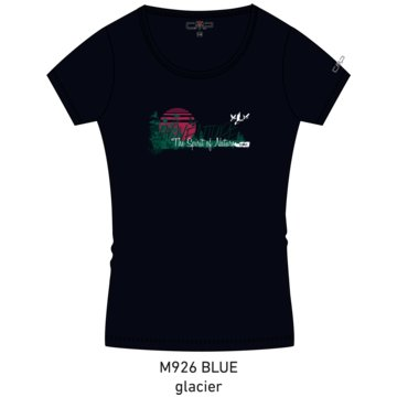 CMP T-ShirtsKID G T-SHIRT - 38T6385 blau