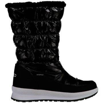 CMP Outdoor SchuhHOLSE WMN SNOW BOOT WP - 39Q4996 schwarz