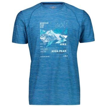 CMP T-ShirtsMAN T-SHIRT - 39T6547 blau