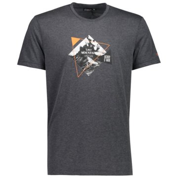 CMP T-ShirtsMAN T-SHIRT - 39T7527 grau