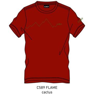 CMP T-ShirtsKID T-SHIRT - 39T7544 rot