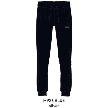 CMP Lange HosenWOMAN LONG PANT - 3C83176 blau