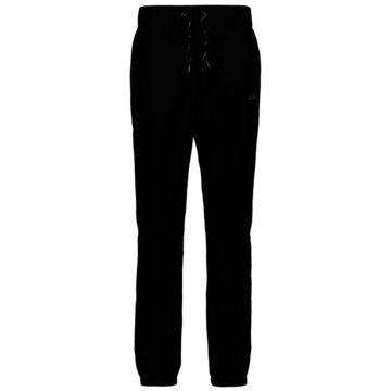 CMP Lange HosenWOMAN LONG PANT - 3C83176 schwarz