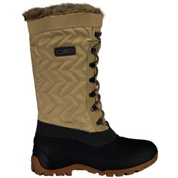 CMP Outdoor SchuhNIETOS WMN SNOW BOOTS - 3Q47966 beige