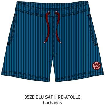 CMP BadeshortsMAN SHORTS - 3R50857 blau